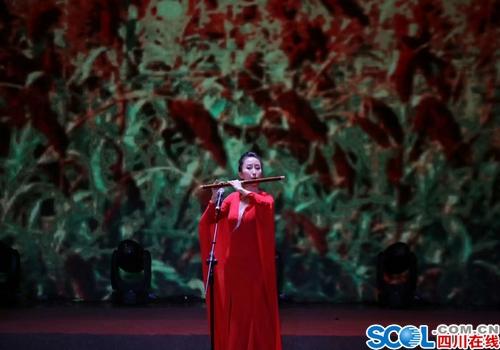 第四届涪江文化艺术节颁奖典礼在遂举行 三大类原创项目获表彰